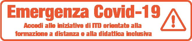 Homepage Covid-19 ITA